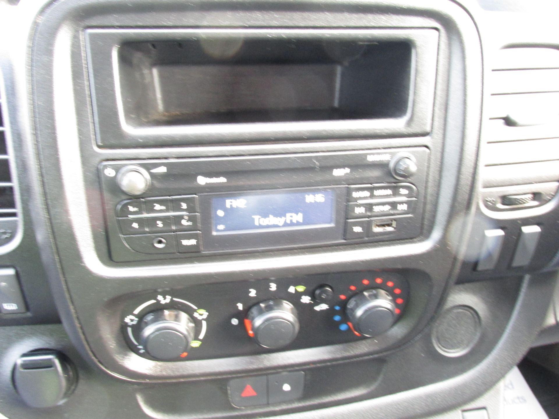2016 Vauxhall Vivaro 2900 L2H1 CDTI P/V (162D23786) Image 12