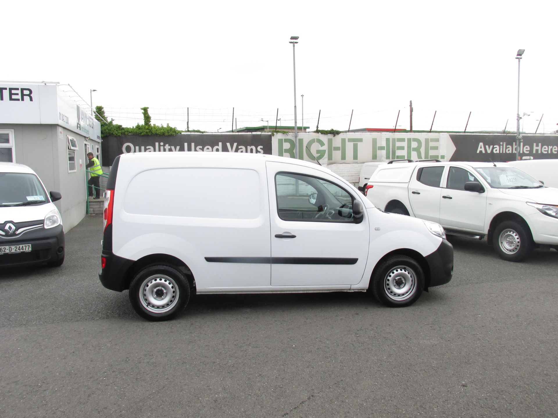 2016 Renault Kangoo ML19 Energy DCI 75 Business 2D (162D23889) Image 7