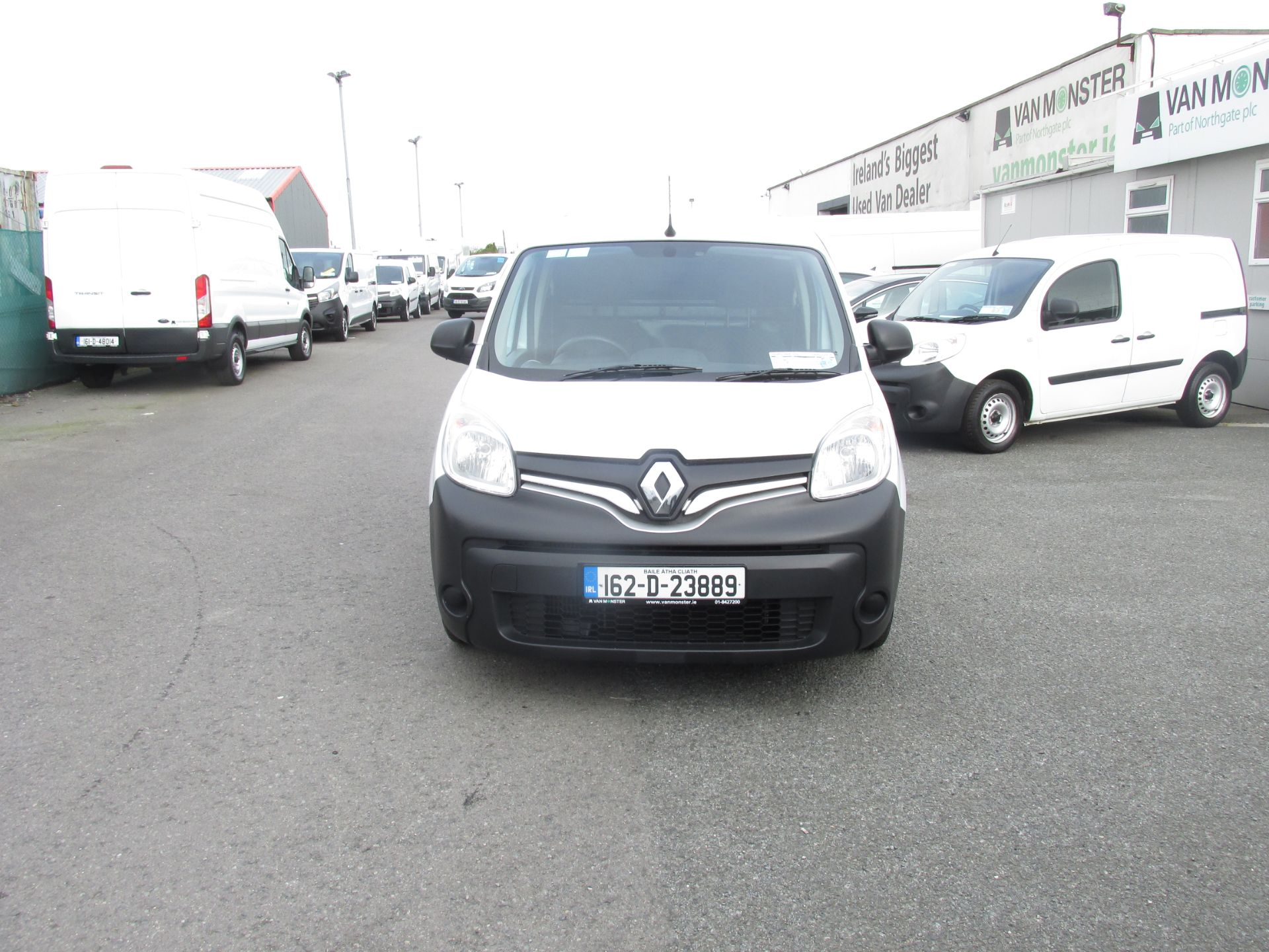 2016 Renault Kangoo ML19 Energy DCI 75 Business 2D (162D23889) Image 2