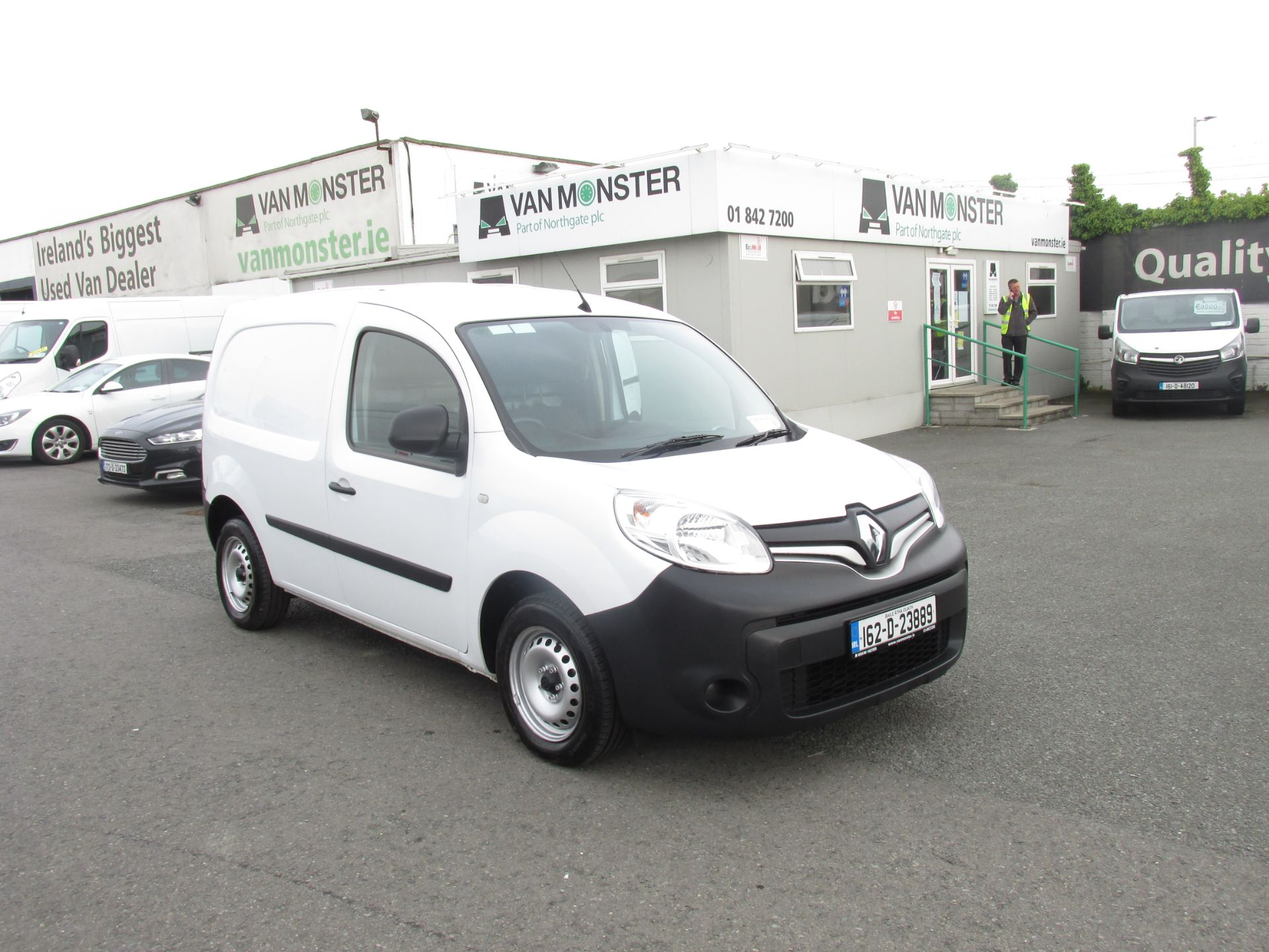 2016 Renault Kangoo ML19 Energy DCI 75 Business 2D (162D23889)