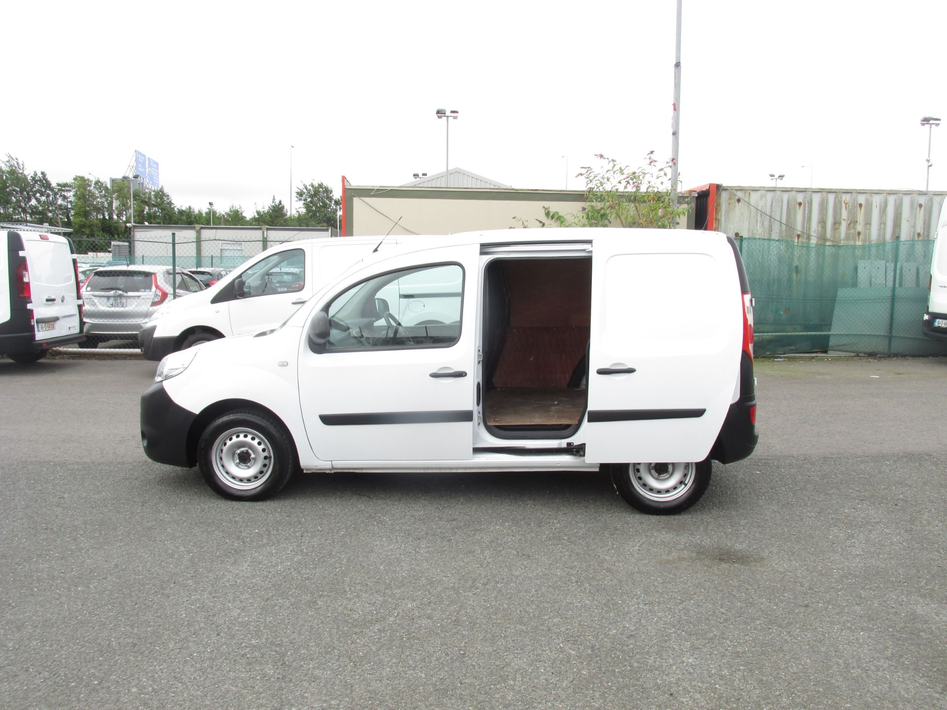 2016 Renault Kangoo ML19 Energy DCI 75 Business 2D (162D23889) Image 9