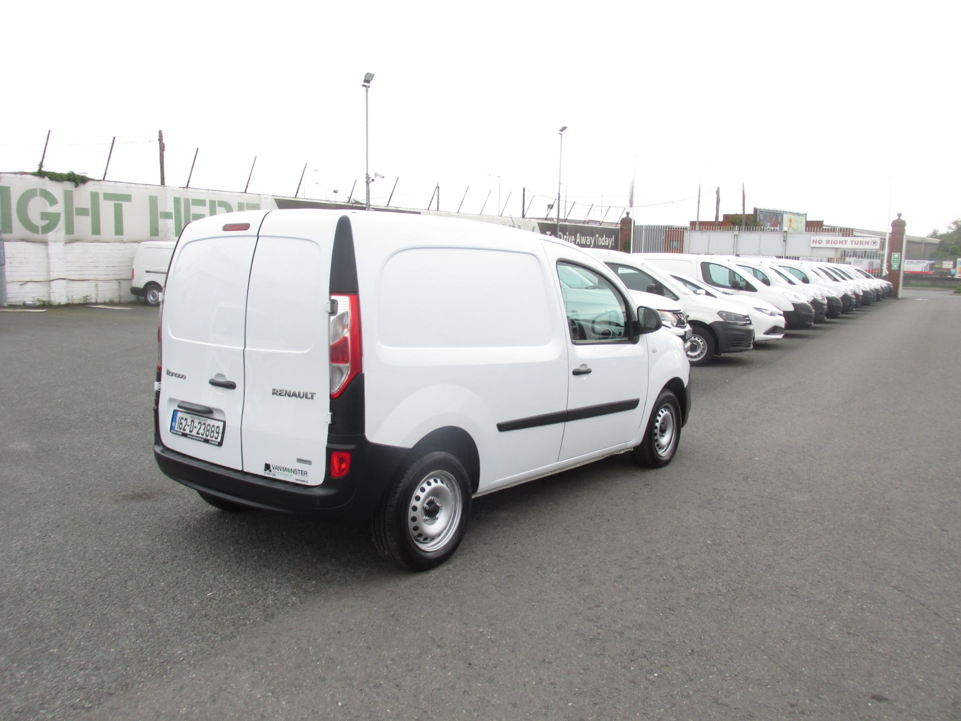 2016 Renault Kangoo ML19 Energy DCI 75 Business 2D (162D23889) Image 6