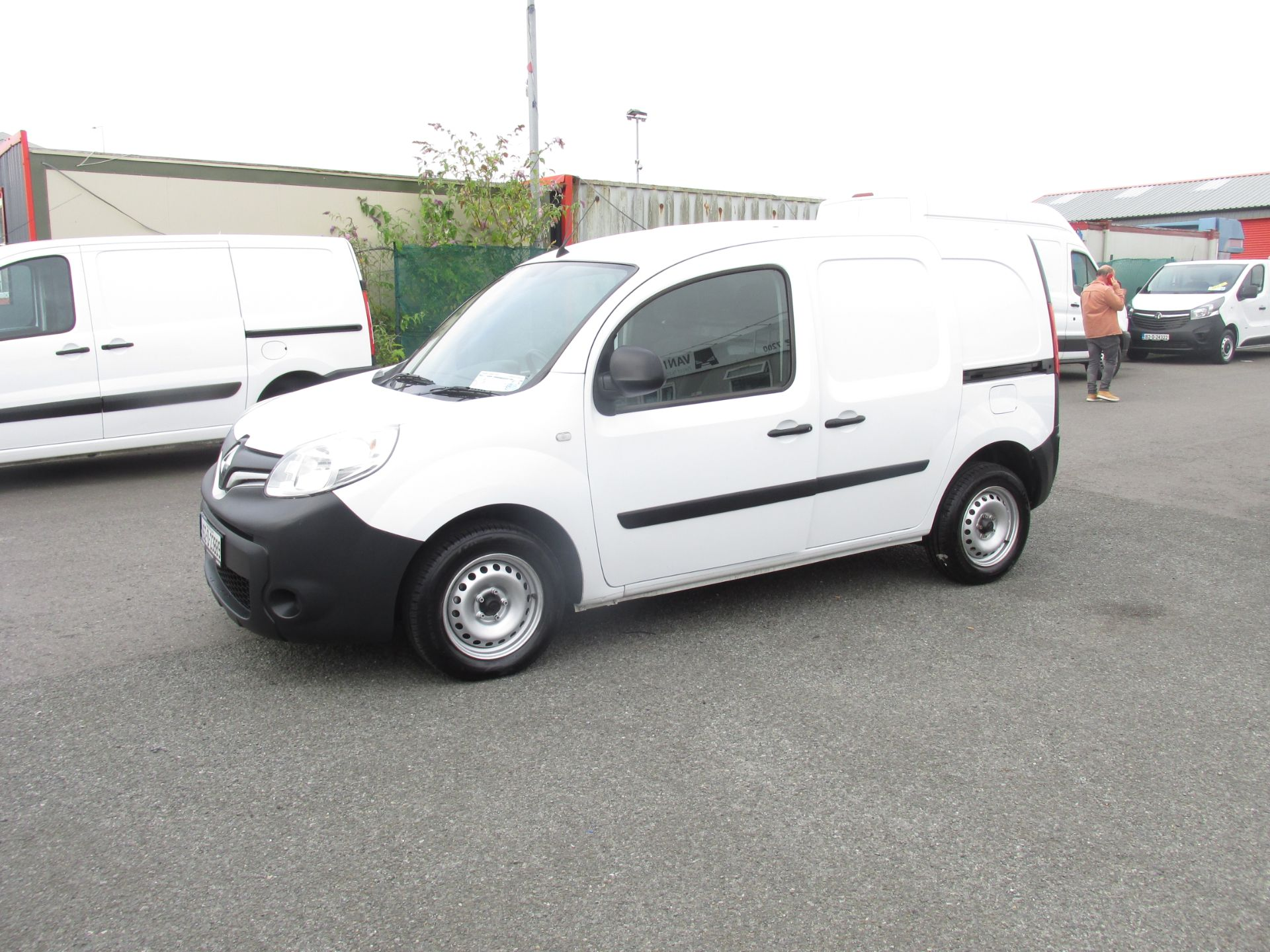 2016 Renault Kangoo ML19 Energy DCI 75 Business 2D (162D23889) Image 3