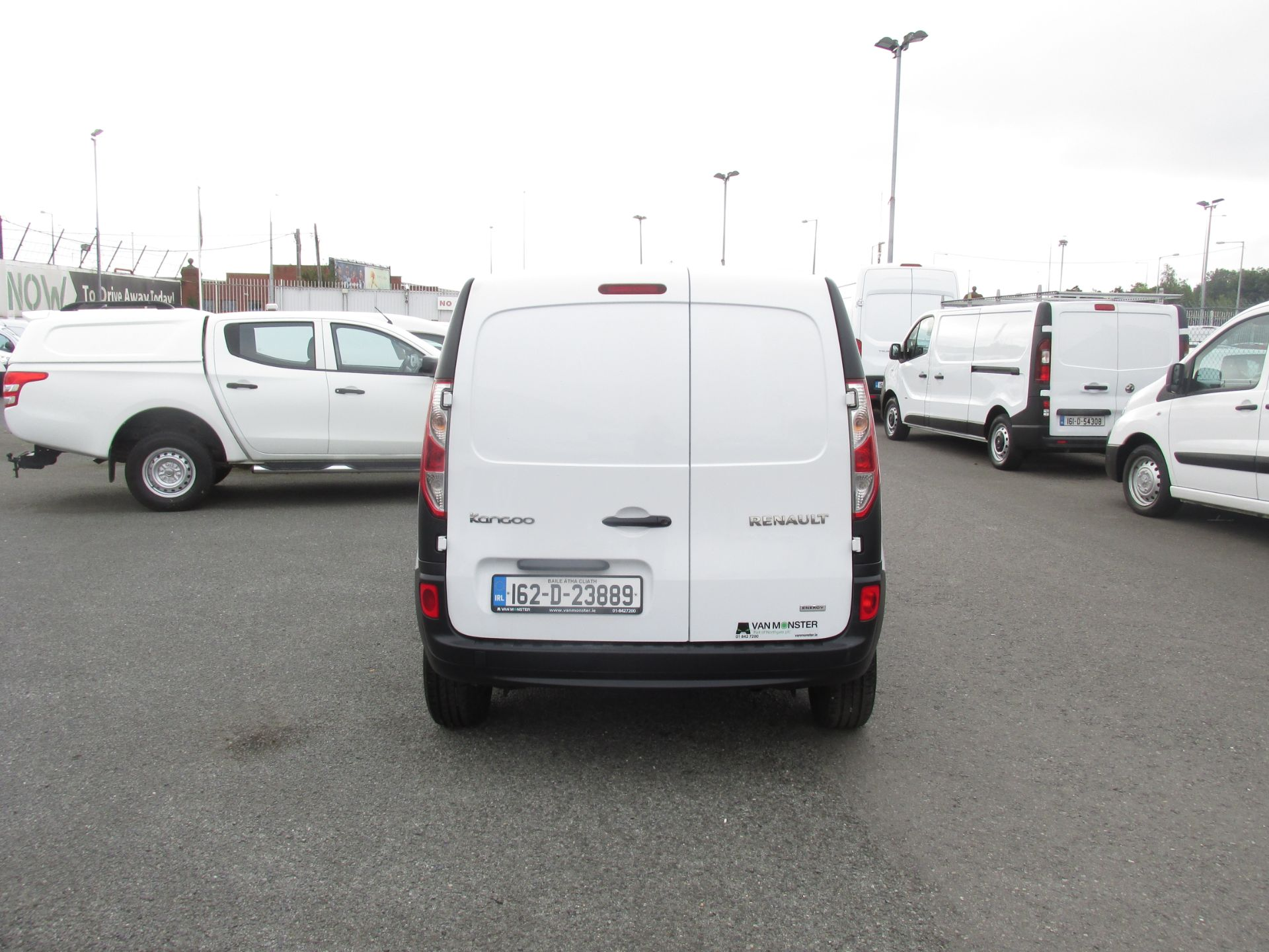 2016 Renault Kangoo ML19 Energy DCI 75 Business 2D (162D23889) Image 5