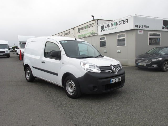 2016 Renault Kangoo ML19 Energy DCI 75 Business 2D (162D23890) Image 1