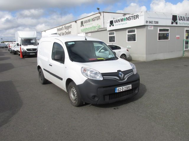 2016 Renault Kangoo ML19 Energy DCI 75 Business 2D (162D23892) Image 1