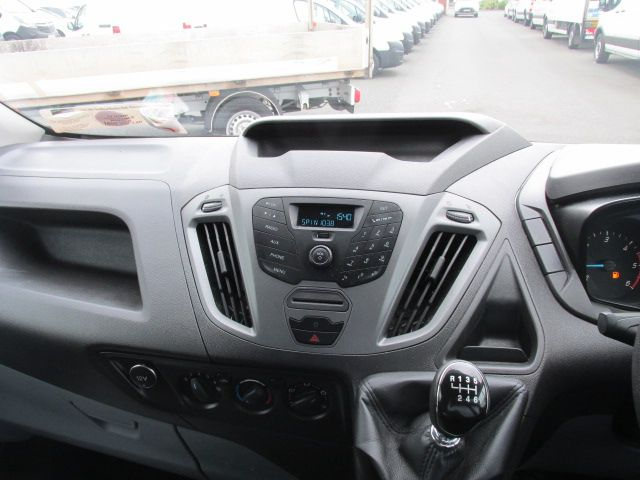 2016 Ford Transit Custom 290 LR P/V (162D23986) Image 13