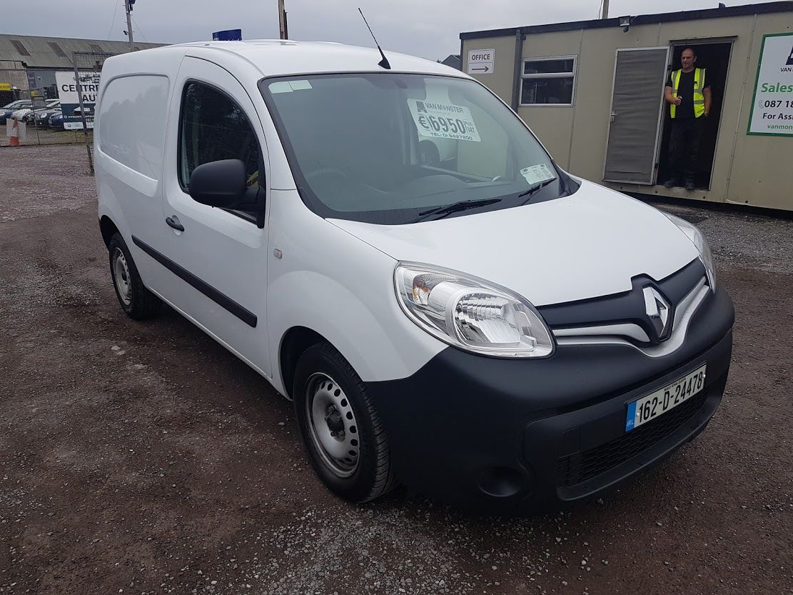 2016 Renault Kangoo ML19 Energy DCI 75 Business 2D (162D24478)