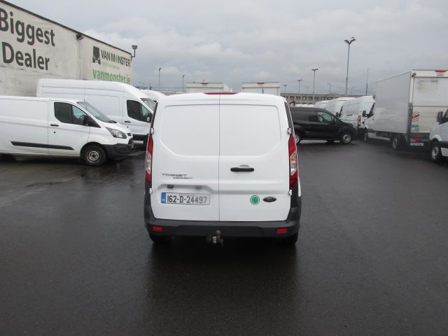 2016 Ford Transit Connect 220 P/V (162D24497) Image 6