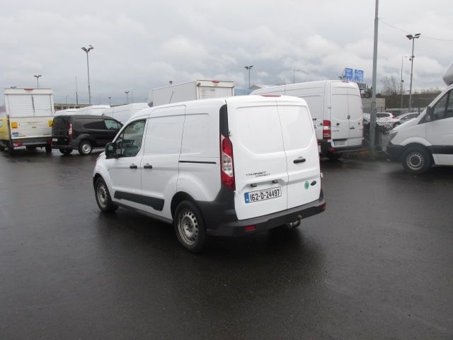 2016 Ford Transit Connect 220 P/V (162D24497) Thumbnail 5