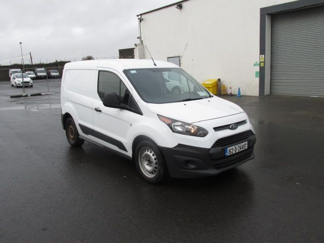 2016 Ford Transit Connect 220 P/V (162D24497)