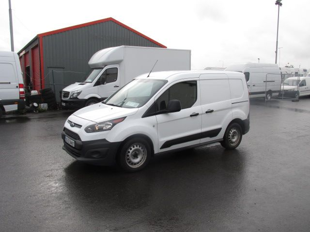 2016 Ford Transit Connect 220 P/V (162D24497) Image 3