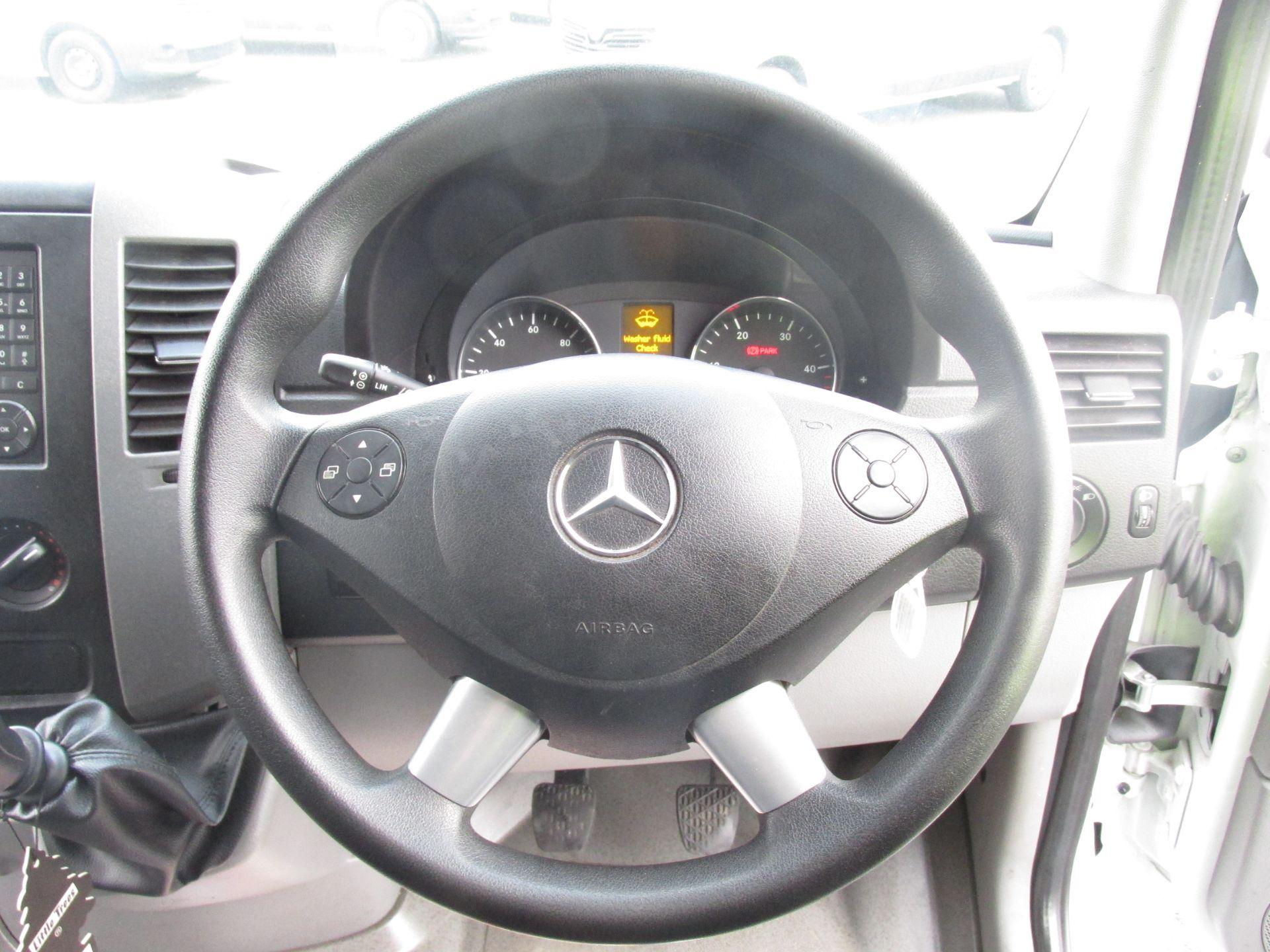 2016 Mercedes-Benz Sprinter 314CDI  - LUTON BOX  &  TAIL LIFT -  (162D24507) Image 12