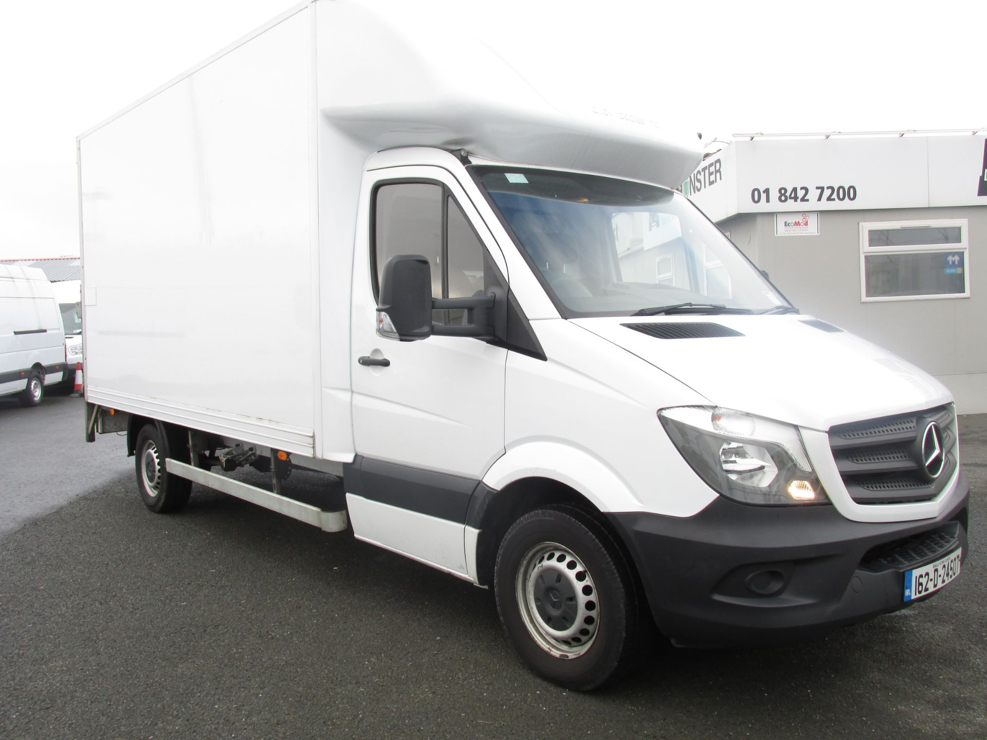 2016 Mercedes-Benz Sprinter 314CDI  - LUTON BOX  &  TAIL LIFT -  (162D24507)