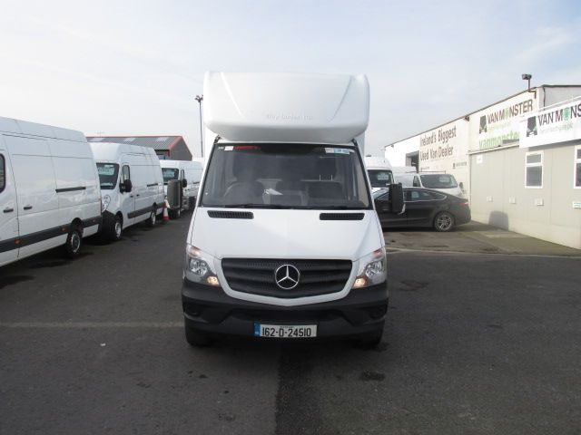 2016 Mercedes-Benz Sprinter 314CDI LUTON BODY (162D24510) Thumbnail 2