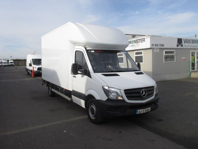 2016 Mercedes-Benz Sprinter 314CDI LUTON BODY (162D24510) Image 1