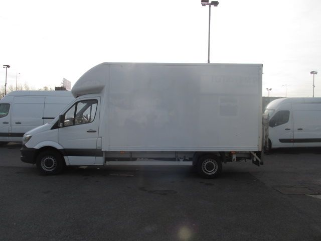 2016 Mercedes-Benz Sprinter 314CDI LUTON BODY (162D24510) Thumbnail 4