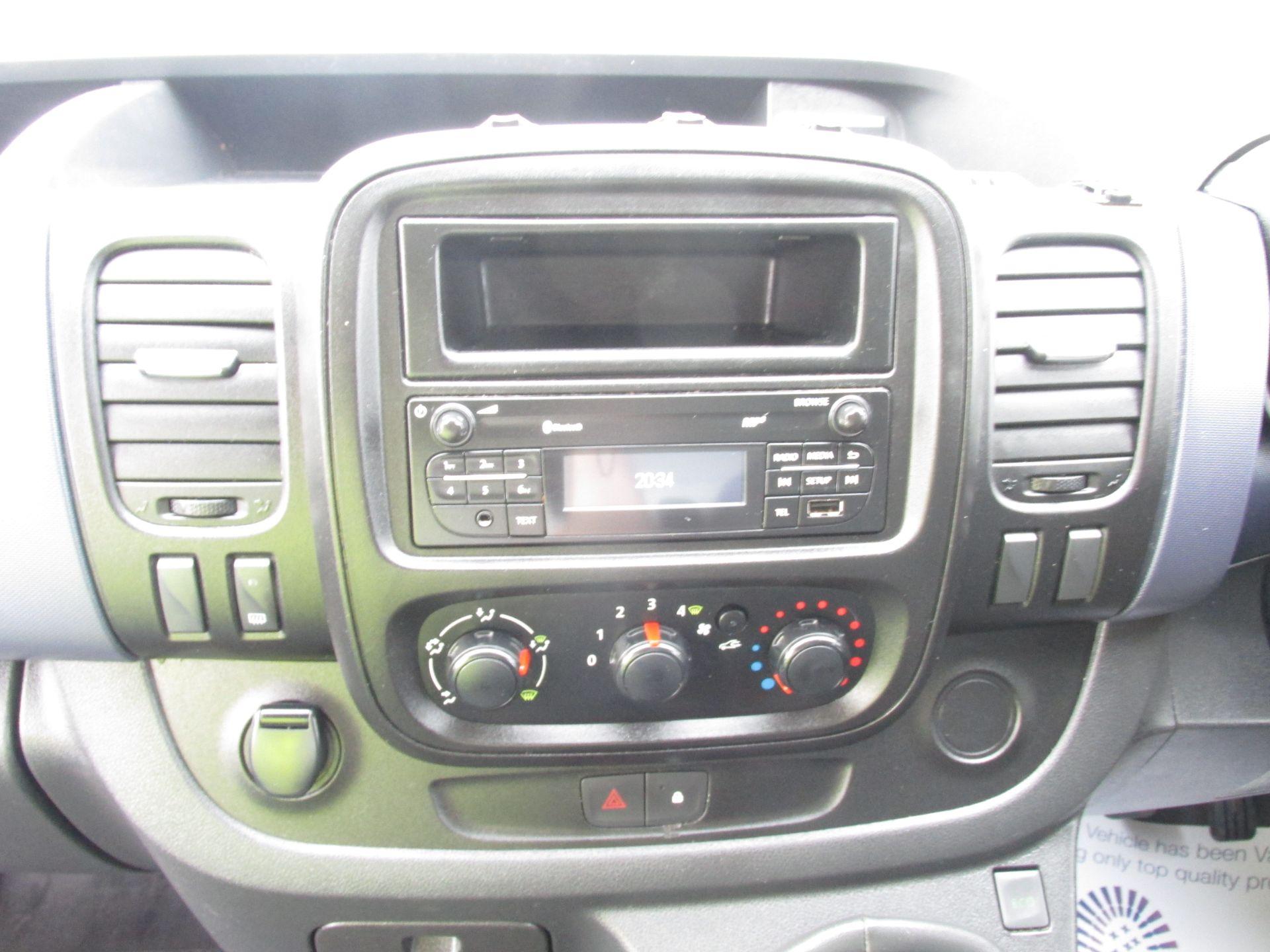 2016 Vauxhall Vivaro 2900 L2H1 CDTI P/V (162D24517) Image 11