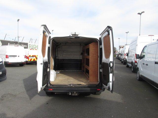 2016 Vauxhall Vivaro 2900 L2H1 CDTI P/V (162D24517) Image 10