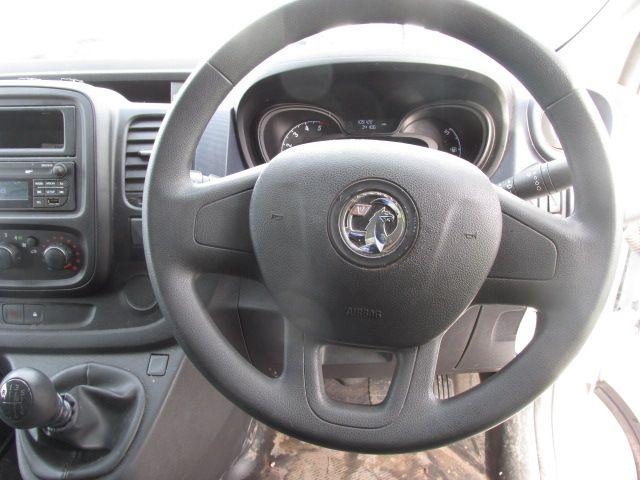 2016 Vauxhall Vivaro 2900 L2H1 CDTI P/V (162D24517) Image 12