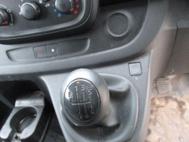 2016 Vauxhall Vivaro 2900 L2H1 CDTI P/V (162D24517) Image 13