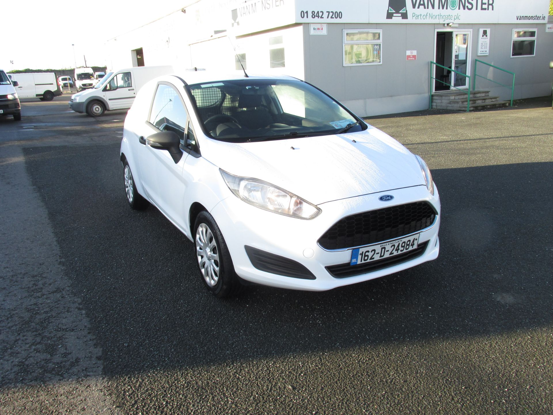 2016 Ford Fiesta BASE TDCI click and collect call sales for more info (162D24984)