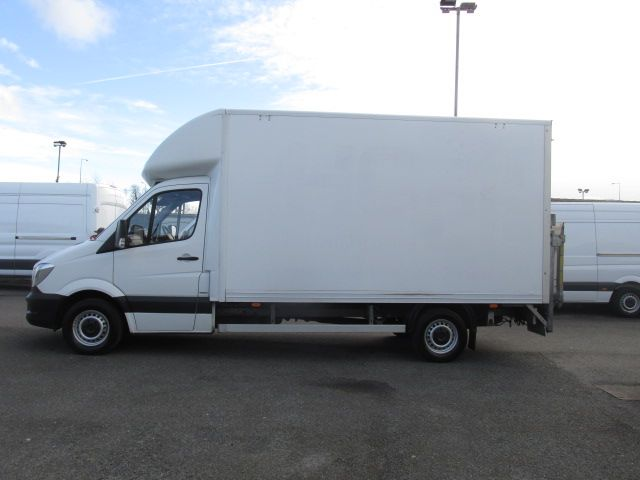 2016 Mercedes-Benz Sprinter 314CDI - LUTON BOX  &  TAIL LIFT - (162D25012) Image 6