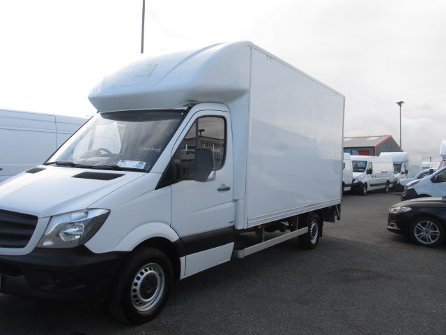 2016 Mercedes-Benz Sprinter 314CDI - LUTON BOX  &  TAIL LIFT - (162D25012) Image 7