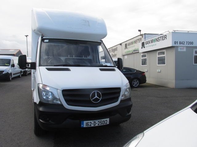 2016 Mercedes-Benz Sprinter 314CDI - LUTON BOX  &  TAIL LIFT - (162D25012) Image 8