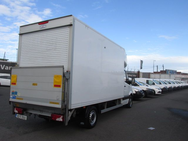 2016 Mercedes-Benz Sprinter 314CDI - LUTON BOX  &  TAIL LIFT - (162D25012) Image 3