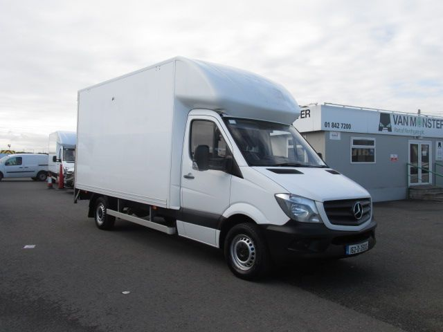 2016 Mercedes-Benz Sprinter 314CDI - LUTON BOX  &  TAIL LIFT - (162D25012) Image 1