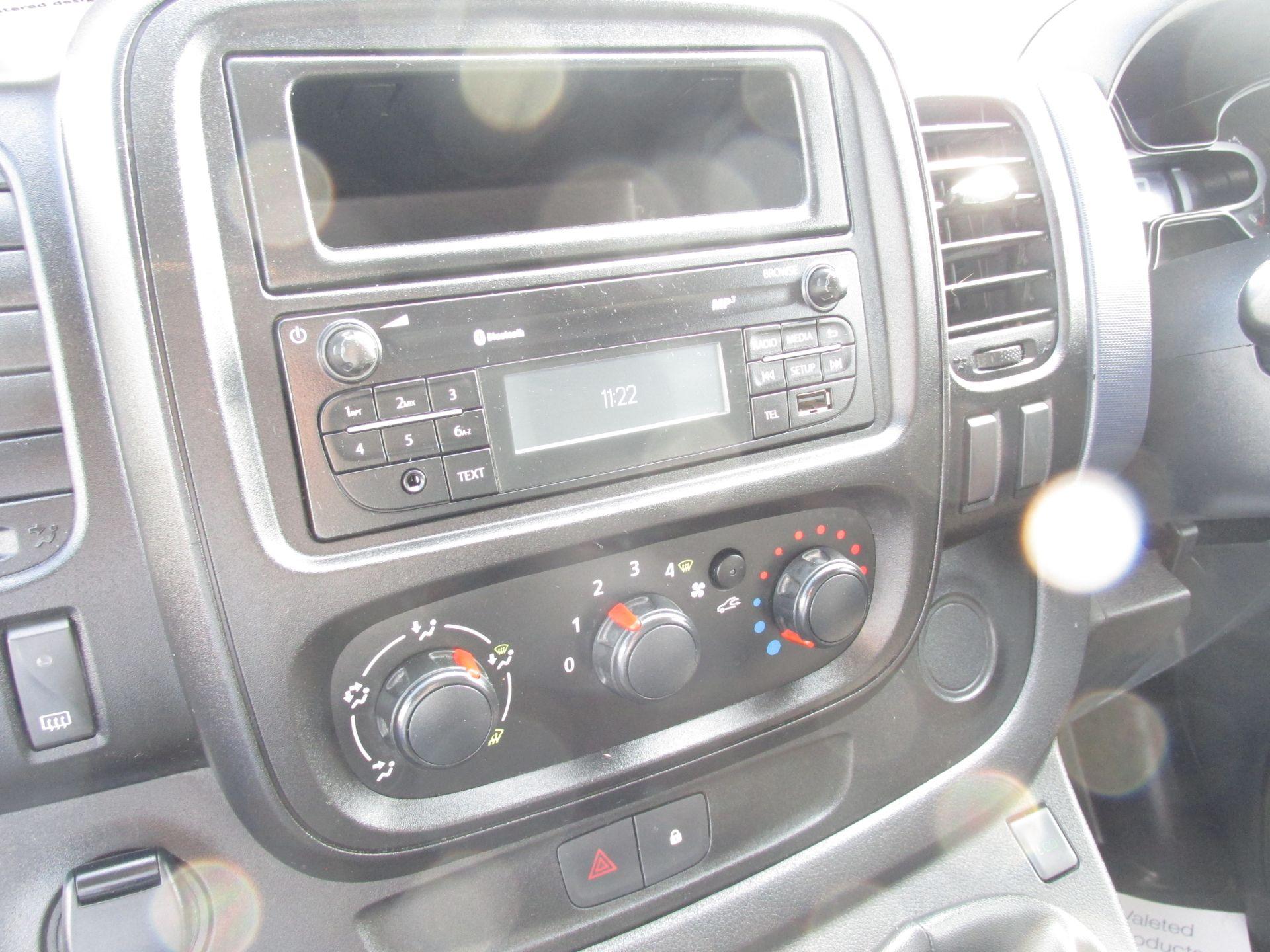 2016 Vauxhall Vivaro 2900 L2H1 CDTI P/V (162D25014) Image 12