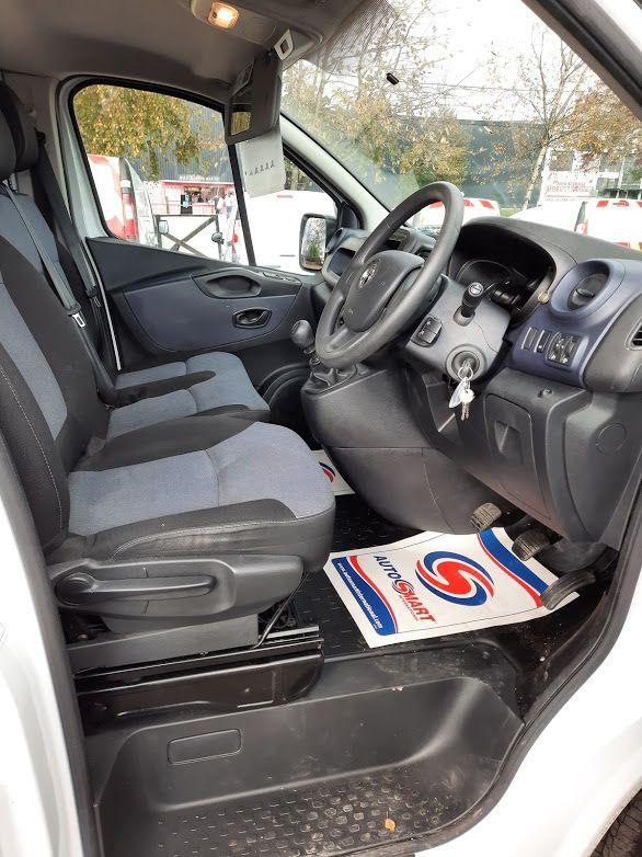 2016 Vauxhall Vivaro 2900 L2H1 CDTI P/V (162D25015) Image 8