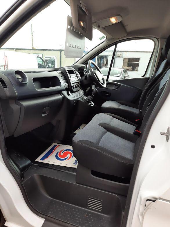 2016 Vauxhall Vivaro 2900 L2H1 CDTI P/V (162D25015) Image 15