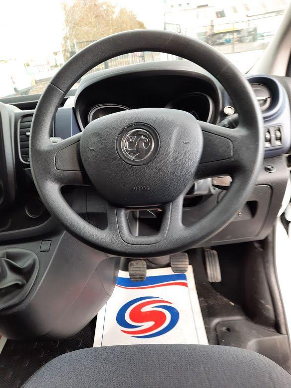 2016 Vauxhall Vivaro 2900 L2H1 CDTI P/V (162D25015) Image 6