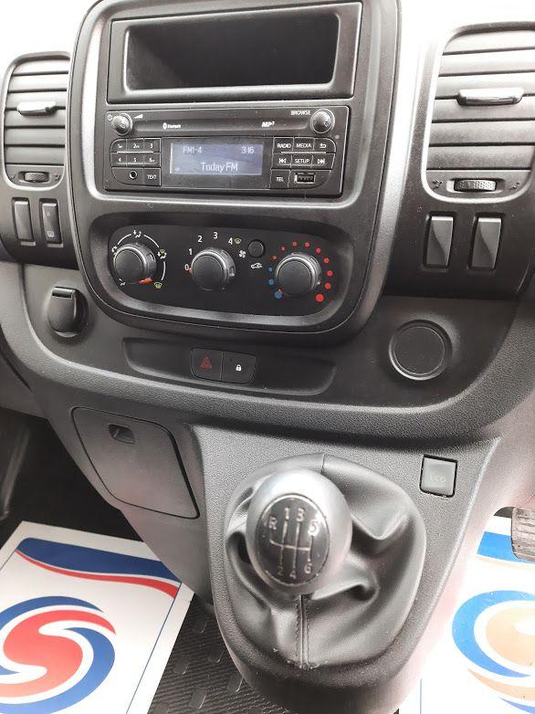2016 Vauxhall Vivaro 2900 L2H1 CDTI P/V (162D25015) Image 5