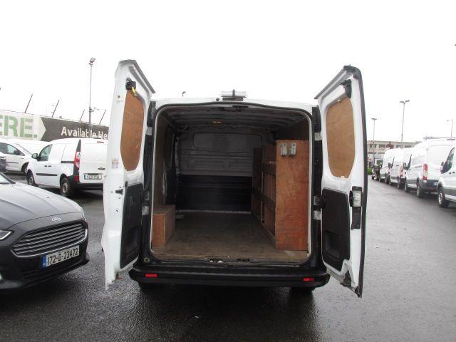 2016 Vauxhall Vivaro 2900 L2H1 CDTI P/V (162D25152) Image 10