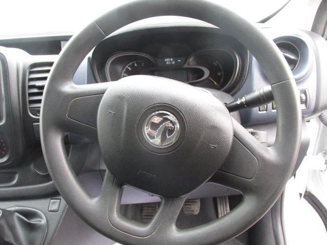 2016 Vauxhall Vivaro 2900 L2H1 CDTI P/V (162D25152) Image 12
