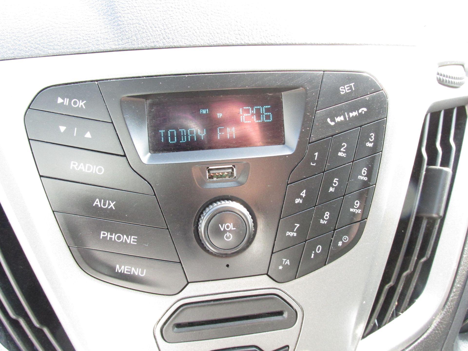 2016 Ford Transit Custom 290 LR P/V (162D25905) Image 12