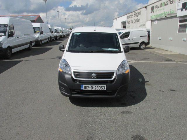 2016 Peugeot Partner HDI SE L1 850 (162D28053) Image 2