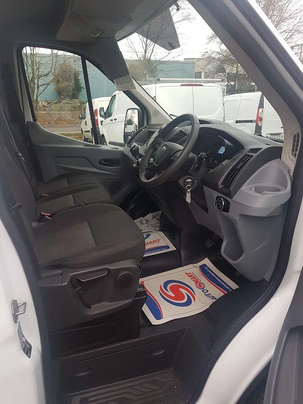 2016 Ford Transit 350 H/R P/V (162D28401) Image 8
