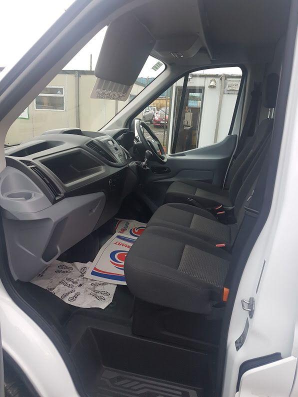 2016 Ford Transit 350 H/R P/V (162D28401) Image 16