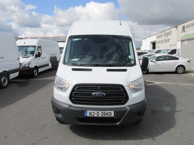 2016 Ford Transit 350 H/R P/V (162D28401) Image 4