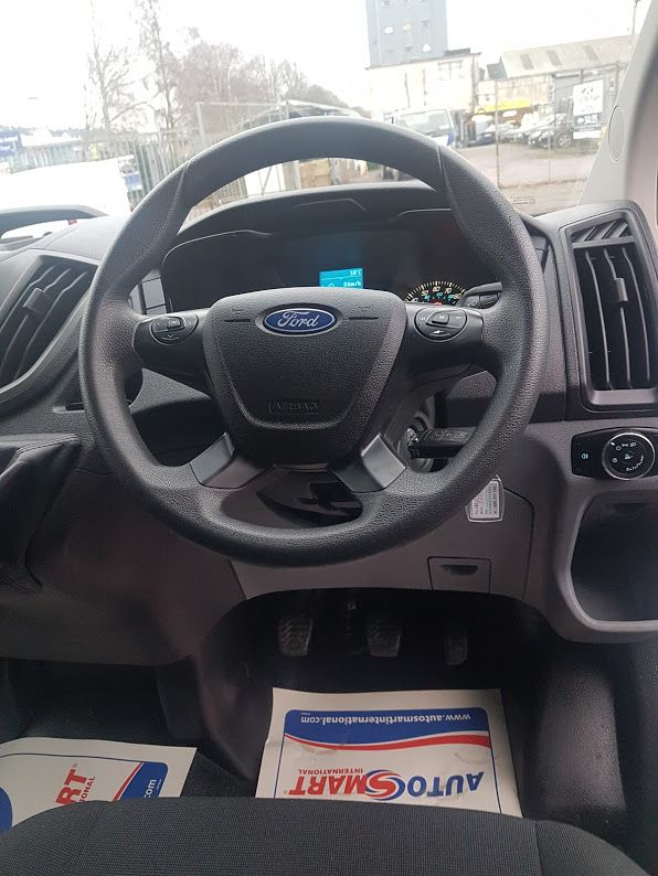 2016 Ford Transit 350 H/R P/V (162D28401) Image 6