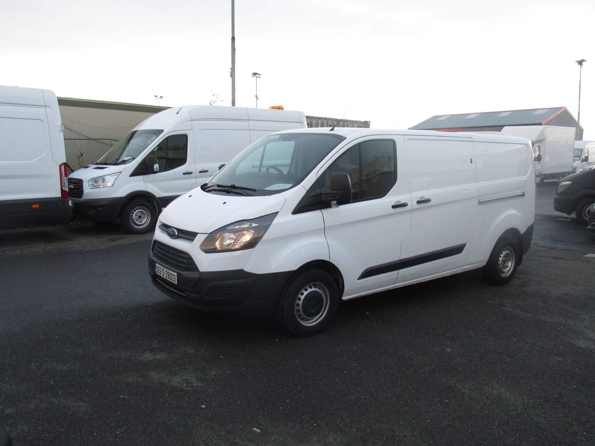2016 Ford Transit Custom 290 LR P/V (162D29003) Image 3