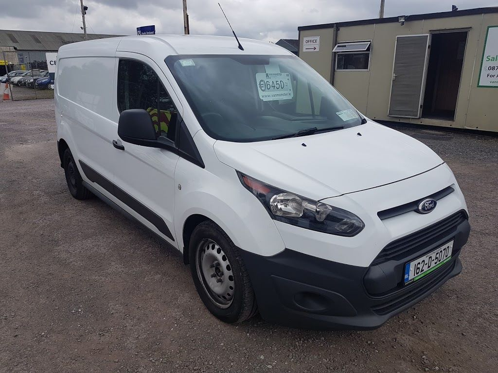 2016 Ford Transit Connect Transitconnect LWB Base 1.5TD 75PS 5SPD (162D5070)
