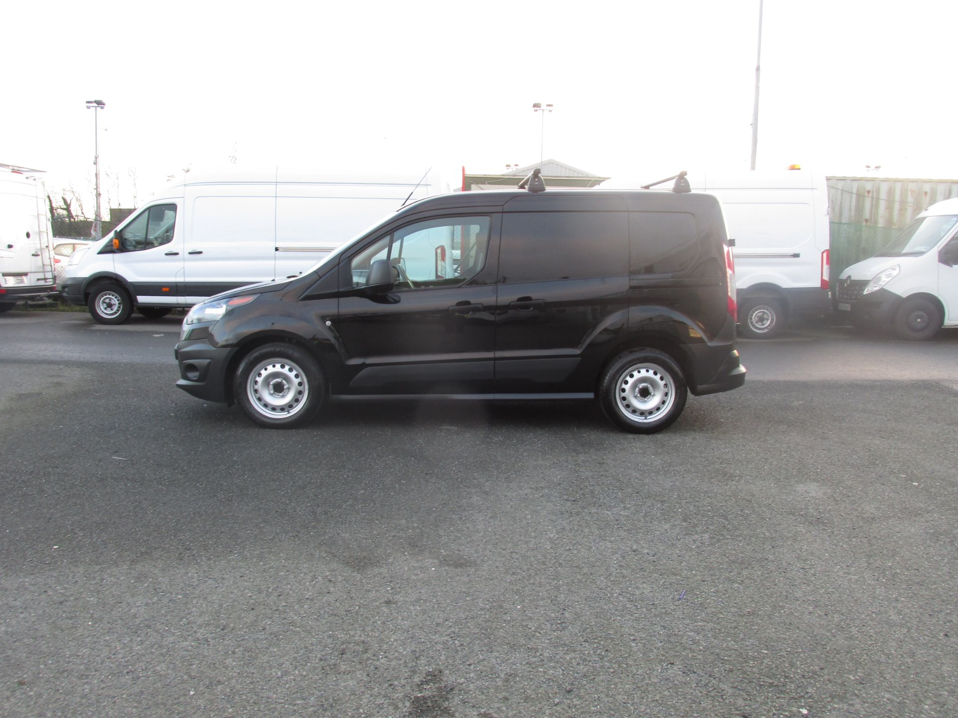 2016 Ford Transit T Connect SWB 1.5TD 75PS 5SPD - DEAL OF THE WEEK - R/RACK - PLY LINED -BLACK (162D7507) Image 6