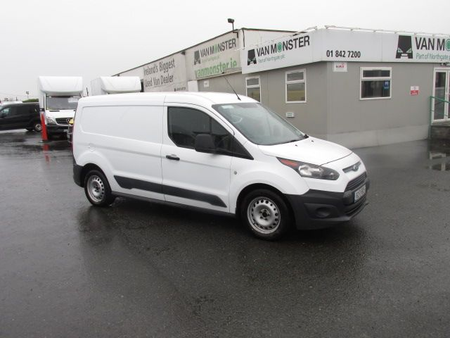 2016 Ford Transit Connect Transitconnect LWB Base 1.5TD 75PS 5SPD (162D9825)