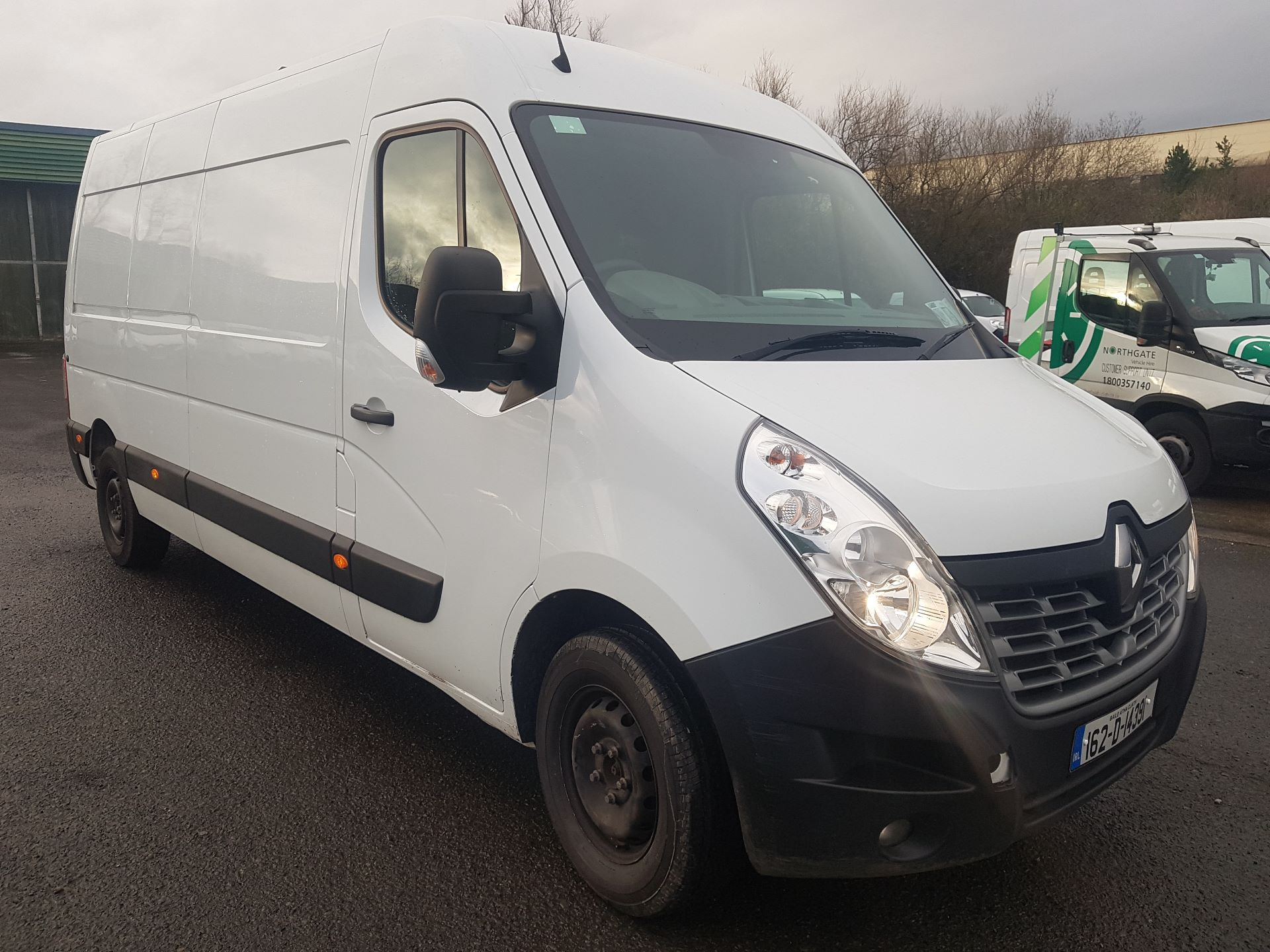 2016 Renault Master III FWD LM35 DCI 125 Business 3DR