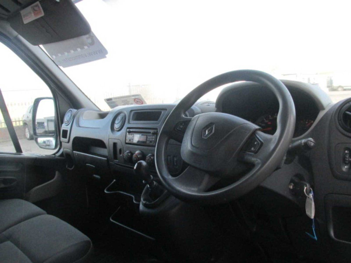 2016 Renault Master III FWD LM35 DCI 125 Business 3DR (162D14392) Image 14